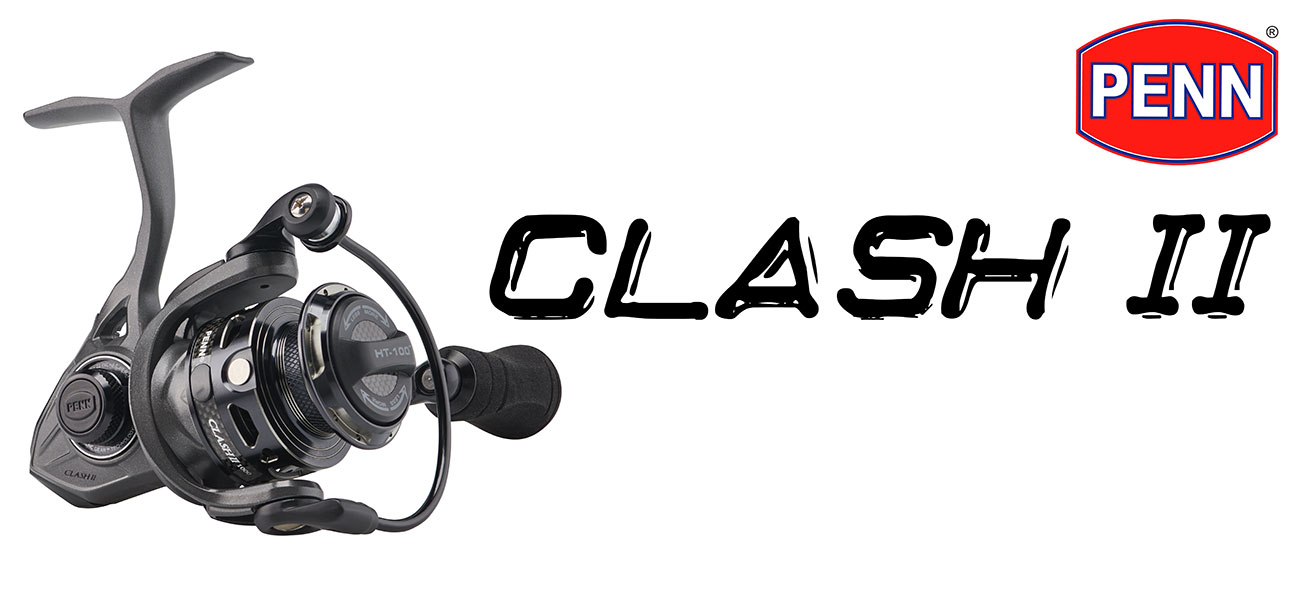 penn clash 2, penn clash 2 review, penn clash 2 reels, penn clash 2 reel review
