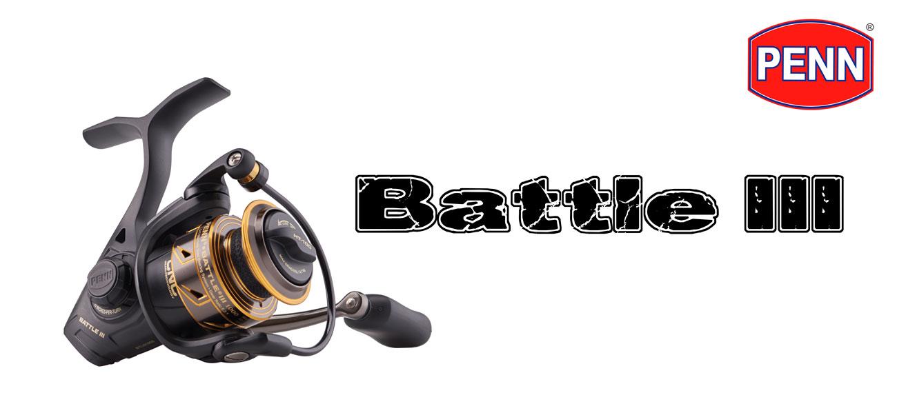 penn battle 3, penn battle 3 review, penn reels