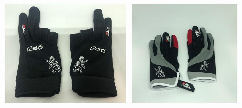 Abu Garcia gloves, Abu Garcia Versa, abu garcia