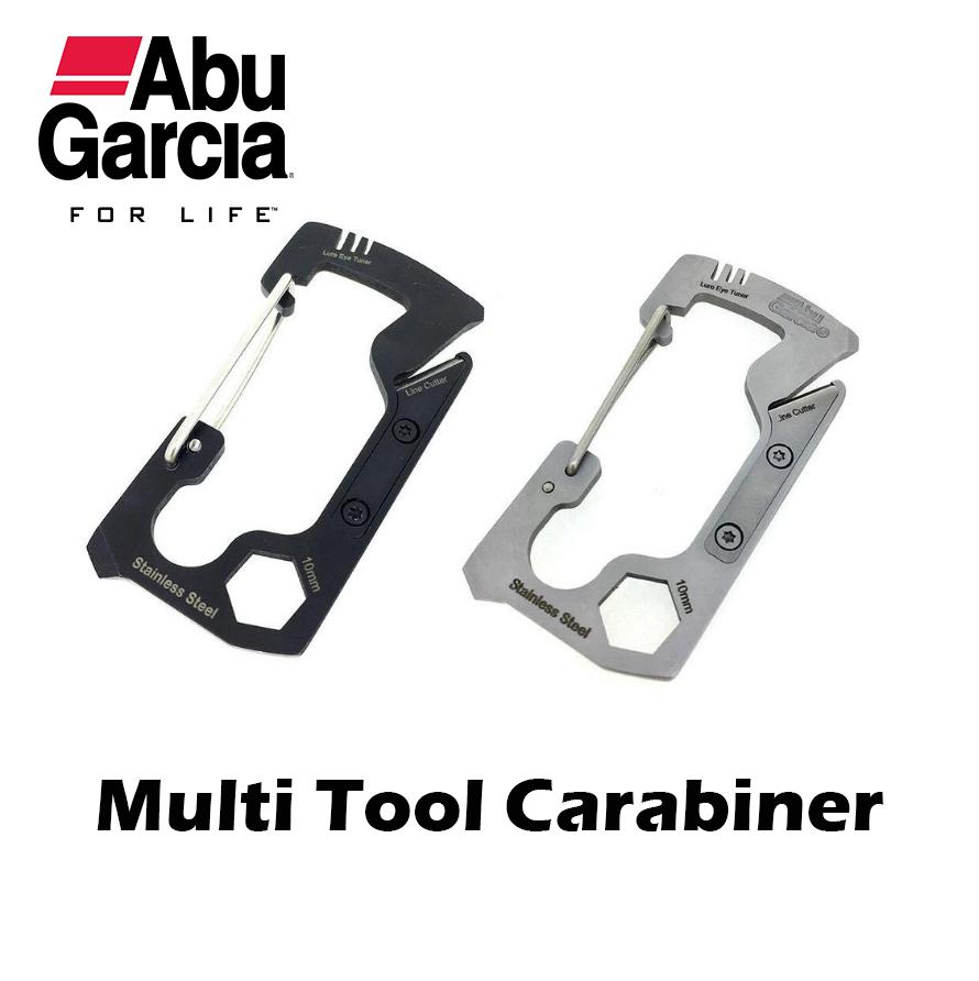 abu garcia, abu garcia tools, abu garcia carrabiner, abu garcia multi tool